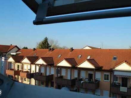 tolle Single-Wohnung mit Tiefgarage im Herzen von Burgau