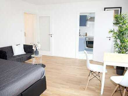 1 Zimmer Appartement in Bogenhausen/Oberföhring – ca. 4% Rendite