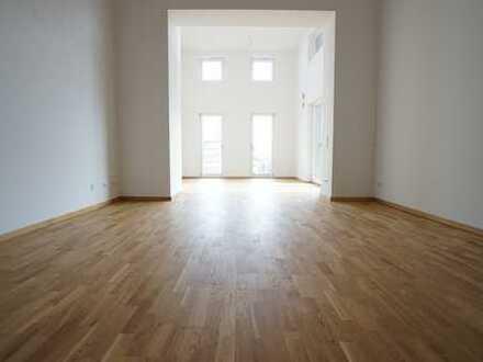 **Altbauwohnung mit Loftcharakter in Plagwitz**