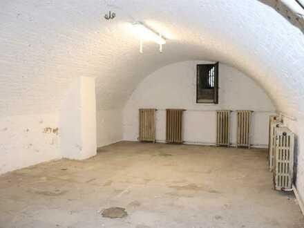 Etwas für Visionäre -spannendes Gewölbe in Mainzer Bestlage - Baugenehmigung für Wohnung liegt vor!