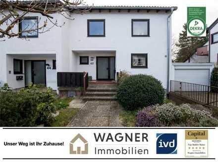 Geräumige Doppelhaushälfte mitten in Mainz-Finthen