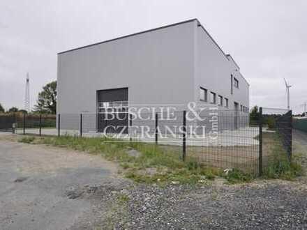 AUTOLIEBHABER AUFGEPASST - Neubau Garagenhalle mit 16 Stellplätzen