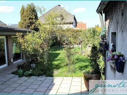 Werne-Stockum: Schönes Reihenhaus als ETW mit Garten und Doppelgarage!