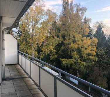 Willkommen auf dem Dach Dresdens! Bühlau/Weißer Hirsch - Traumhafte 3-Zi.Maisonette zu vermieten!