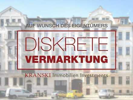 Saniertes Wohnhaus mit 4% Rendite in guter Lage von Zwickau Nordvorstadt