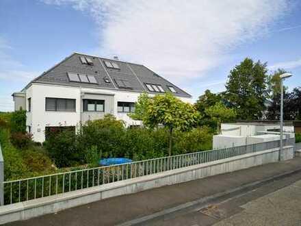 Luxus-DG-Wohnung in repräsentativer Stadtvilla am Killesberg (Erstbezug) mit Blick über Feuerbach
