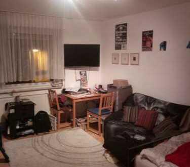 Günstige Einzimmerwohnung im Martinsviertel
