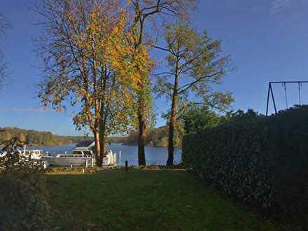 Wohnung mit Blick auf den Jungfernsee / Stegplatz möglich