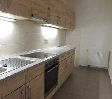 4-Raum-Wohnung Wohnung mit Einbauküche