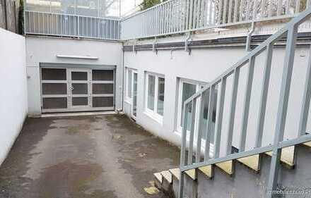 Schöne Praxisfläche im Bad Godesberger Villenviertel, zentrumsnah, fußläufig in die Godesberger City