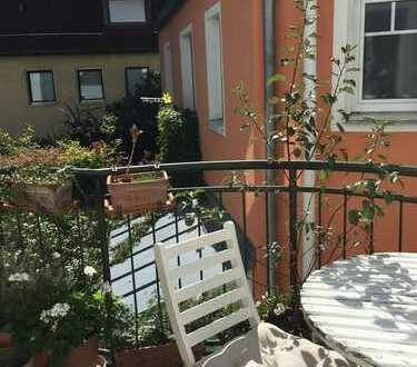 Kapitalanlage mit Altbauflair mit 2x Balkonen!