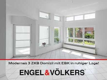 Modernes 3 ZKB Domizil mit EBK in ruhiger Lage!