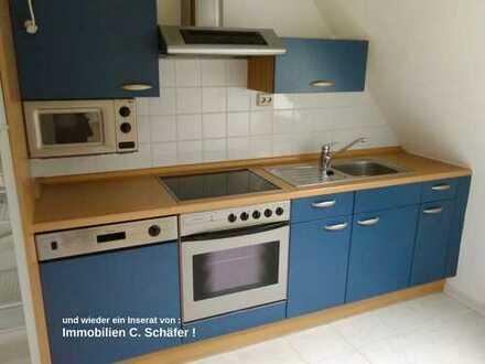 Dortmund Löttringhausen, Hellerstraße ! Gepfl. 1,5 Zimmer 51m² Appartement mit EBK und Duschbad !
