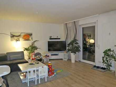 Moderne, helle 4 Zimmer-Wohnung mit gr. Balkon und Gartenanteil in B.O - Lohe