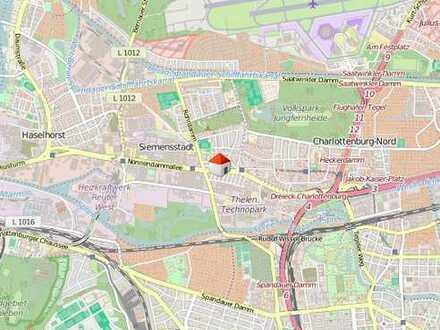 Siemensstadt - Maisonette im Dachgeschoss