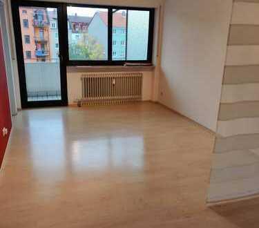 Ruhig gelegene 1-Zimmer-Wohnung in Nürnberg