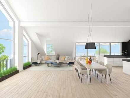 Große, helle 4-Zimmer Penthouse-Wohnung mit Dachterrasse-WH5