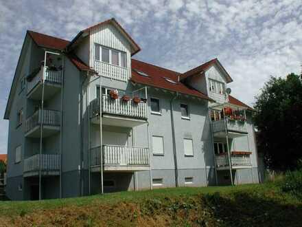 helle 3 ZKB mit Balkon in grüner, ruhiger Lage  PkW-Stellplatz