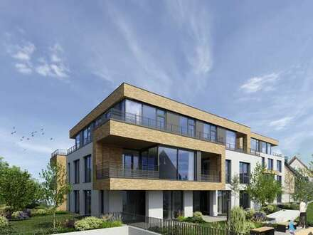Traumhafte 3 Zi, Erdgeschoss Wohnung mit Terrasse und Gartenanteil !