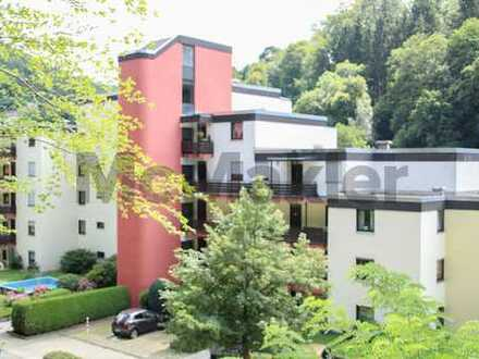 Ideal für Naturliebhaber: 3-Zi.-ETW mit 2 Balkonen in ruhiger, naturnaher Lage