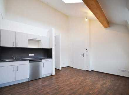 Trier-Innenstadt: Modernes 1-Zimmer-Appartement mit Moselblick als Erstbezug
