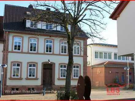 Imposantes Stadthaus mit Garten mitten in Winnweiler