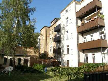 Gemütliche 2R DG-Wohnung mit Loggia, südliche Ausrichtung in Leipzig Gohlis! WE 11