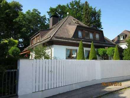 2-Zi.-Mansardwohnung in München-Harlaching