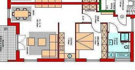 Moderne und großzügige 2,5 Zimmer-Wohnung