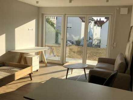 """Möblierte 1-Zimmer-Neubauwohnung im """"unteren Grauleshof"""" zu vermieten"""
