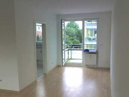 Neuwertige Erbpacht-DG-Wohnung mit 2 Balkonen und TG-Stellplatz