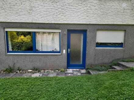 Erdgeschosswohnung mit zwei Zimmern und Einbauküche in Aichtal