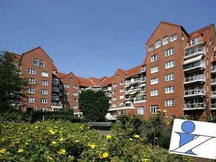 Zentrale, vermietete Praxisräume mit 7 Stellplätzen // Hamburger Chaussee, Kiel