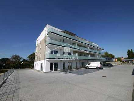 NEUBAU: CENTRO Vohburg; Moderne Praxen/Apotheke in optimaler Lage; EG-Einheit mit 72 m² (prov.frei)