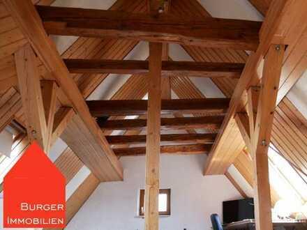 Ein Platz für junges Leben – schöne 4-Zimmer Maisonette-Wohnung im Herzen von Dürrmenz