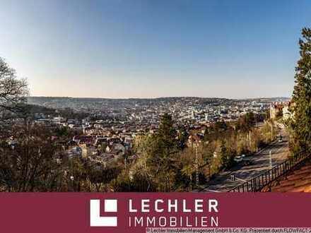 Großzügige Doppelhaushälfte mit fantastischem Stadtblick