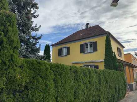 Modernisierungsbedürftiges Einfamilienhaus in Ingolstadt