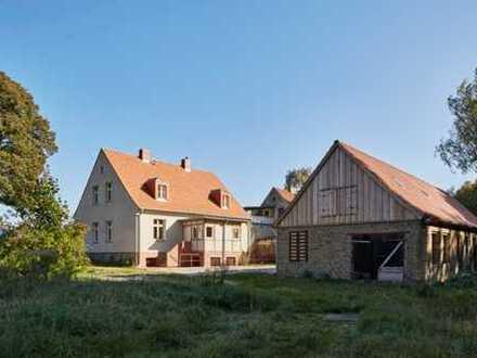 Liebevoll saniertes 30ger Jahre Haus am Hellsee, 45 km von Berlin