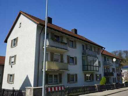 Keine Käuferprovision! 3-4 Zimmer Wohnung – verglaster Balkon - günstiger Einstiegspreis