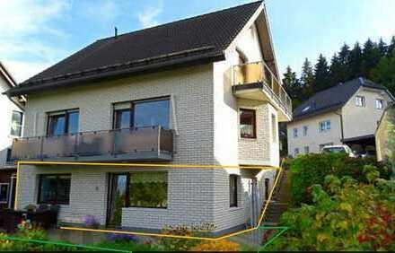 2-Zimmer Wohnung mit eigener Terrasse in Gummersbach