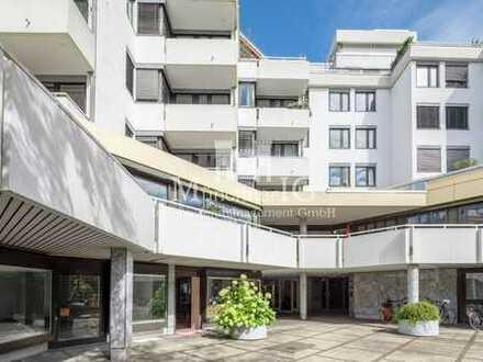 MÜNCHNER IG: ALT-BOGENHAUSEN - Charmante & gut geschnittene 2-Z.-Wohnung in einzigartiger Lage!