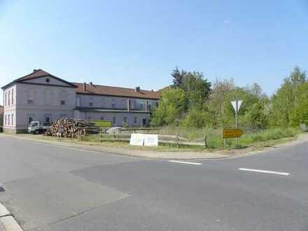 6.231 m² Grundstück (Bauland) mit ehem. Bahnhof - Zwischen Helmstedt u. Wernigerode