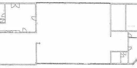 15_VH3532 Hallenfläche mit Freifläche / Nähe Kelheim
