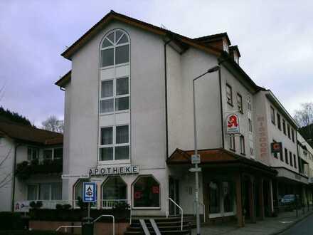 Schöne helle Wohnung in Hirschhorn zu vermieten