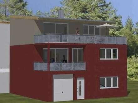 FUSSGÄNGERZONE | genehmigtes Bauprojekt - STADTVILLA direkt im Zentrum