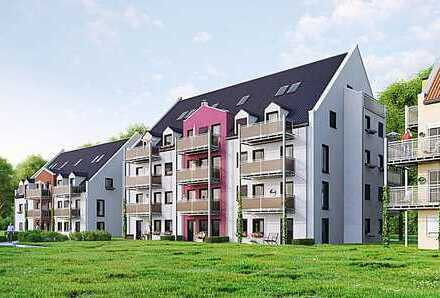 ***Helle 2-Zimmer-Wohnung in Top-Lage vor den Toren Regensburgs***