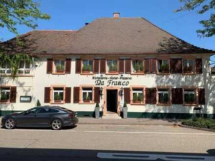 Kapitalanlage! Charmantes Hotel mit 19 Zimmern und Restaurant
