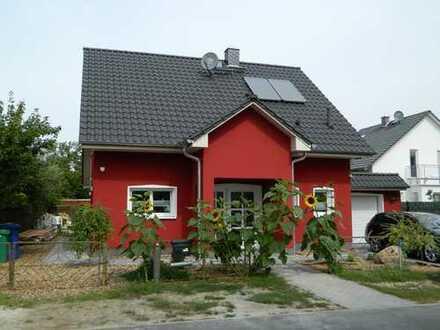 bei Werneuchen - Ziegelhaus bauen in ländlicher Idylle