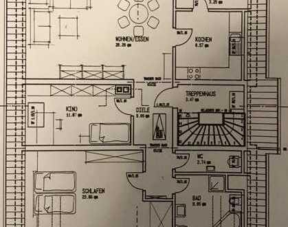 Große 3Zi-Wohnung