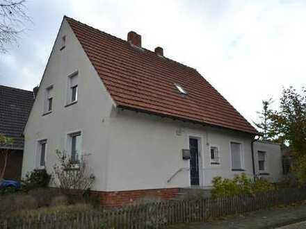 """Typisches """"Siedlungshaus"""" in Rheine Eschendorf"""